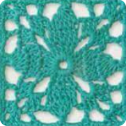 Granny a Crochet