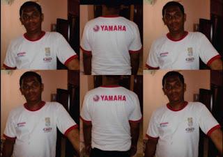 Kaos Yamaha Motor