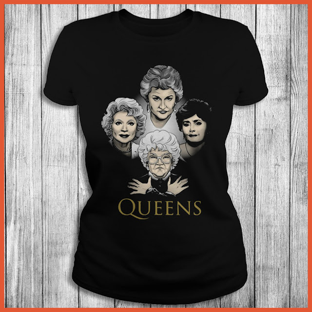 Golden Girls Queens T-Shirt
