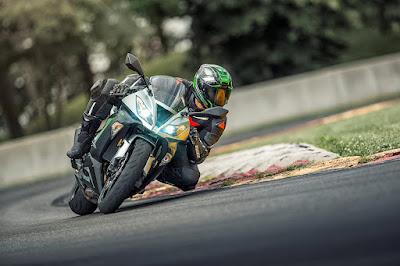 Motor Malaysia NHTSA Tersilap: Dedah Model Kawasaki Ninja ZX-6R 2019 Yang Baharu 600cc