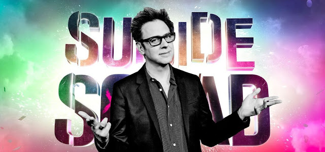 James Gunn revela o logotipo oficial de 'Esquadrão Suicida'