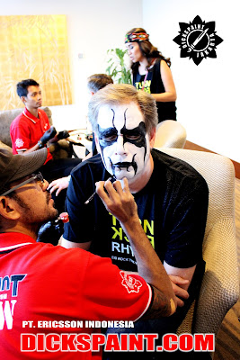 Make Up Rock Star Jakarta