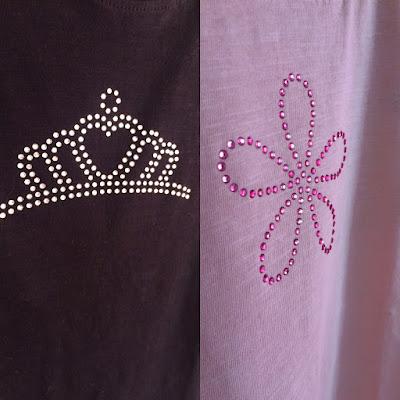 strass, tiara, blomma