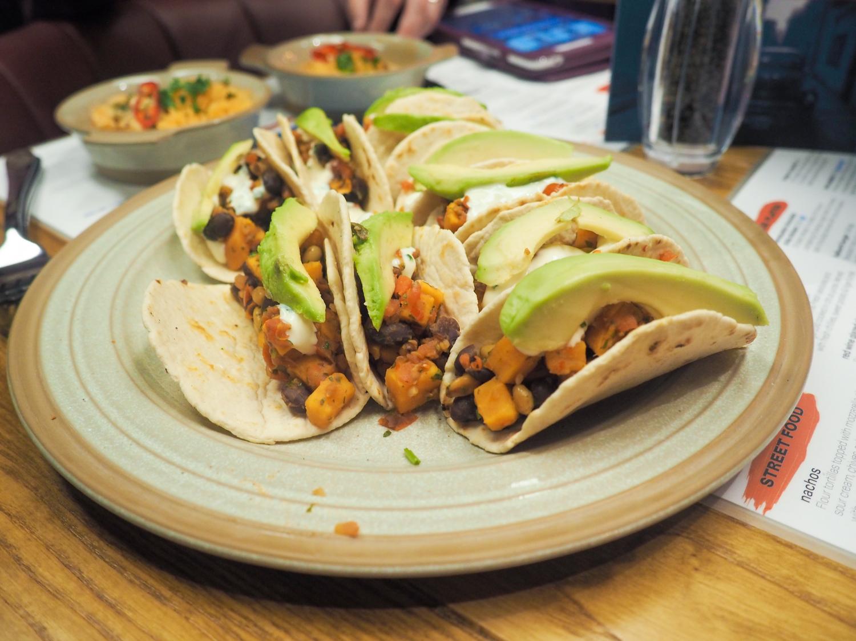 Bodega Cantina Leicester Tacos