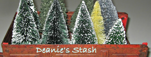 Deanie's Stash featured at MySalvagedTreasures.com
