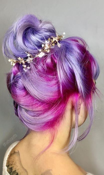 25 Hairstyles That Are Perfect For New Year's Eve