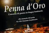"""Concorso di poesia dialettale: """"Penna d'oro"""" ( Gromo- Bergamo)"""