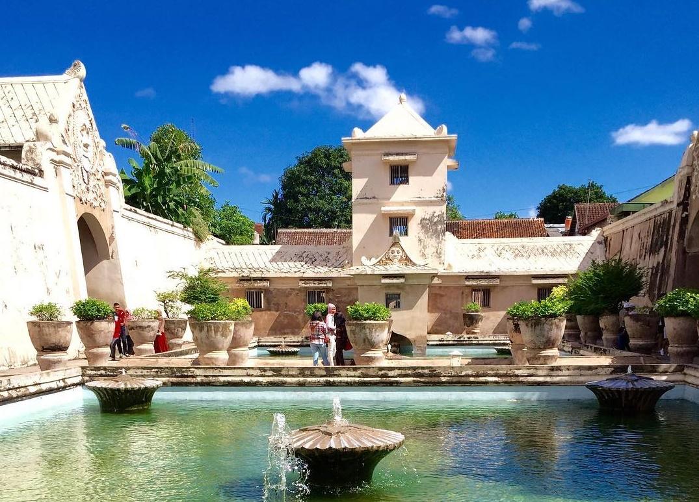 Wahanawisata Com Istana Air Tamansari Yogyakarta Keunikan Keraton