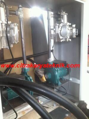 Tempat Produksi Mesin Pom Mini Citra Karyateknik