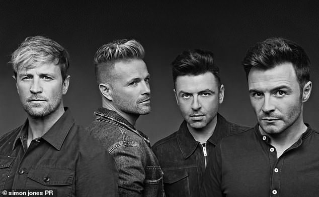 Westlife announce huge stadium tour SIX YEARS after split