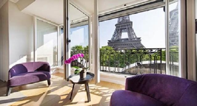 إعلامي وزير سوري إشترى شقة في باريس ومثلها في مصر لمدير مكتبه