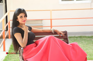 Telugu Actress Harini Stills at Dhyavudaa Movie Teaser Launch  0421.JPG