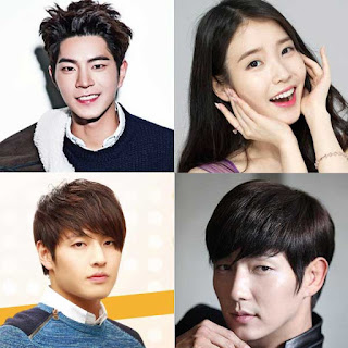 Moon Lovers: Scarlet Heart Ryeo Main Cast
