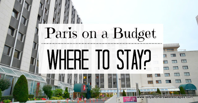 Budget Accommodation in Paris