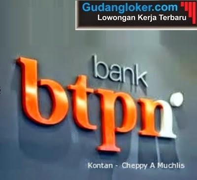 Lowongan Kerja Bank BTPN (Bank Tabungan Pensiunan Nasional)