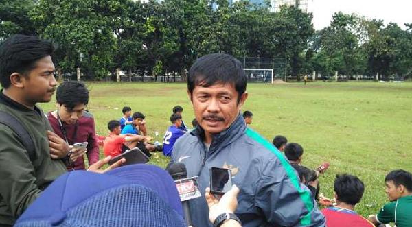 Hadapi Tuan Rumah Korea Selatan, Pelatih Timnas Indonesia U-19 Tak Gentar