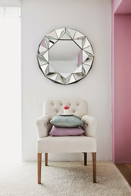 Pastel trend Spring Summer 2015 - Flamant