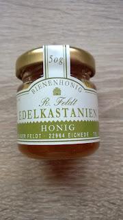 Edelkastanien Honig.