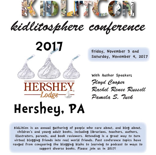 Have You Saved the Date for KidLitCon 2017?