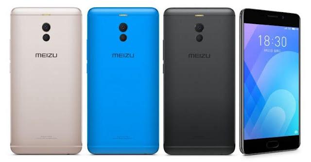 رسميا شركة ميزو تكشف عن هاتف Meizu M6 Note