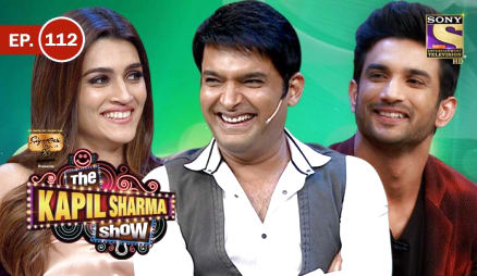 The Kapil Sharma Show Episode 112 - 4 June - 480p HDTVRip
