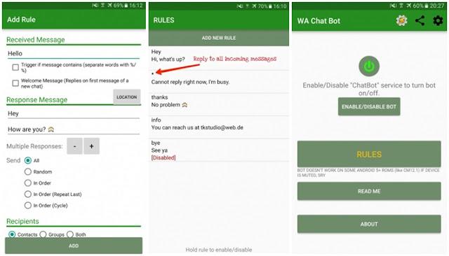 AutoResponder for Whatsapp Pro Apk Terbaru