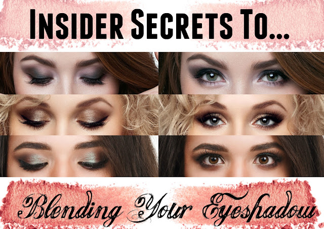 Insiders Secrets To Blending Your Eyeshadow To Perfection By Barbies Beauty Bits