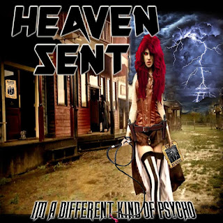 "Heaven Sent - ""Raise Your Fist"" (audio) from the album ""Im a Different Kind of Psycho"""