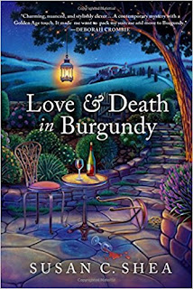 http://www.barnesandnoble.com/w/love-death-in-burgundy-susan-shea/1124987981?ean=9781250113009