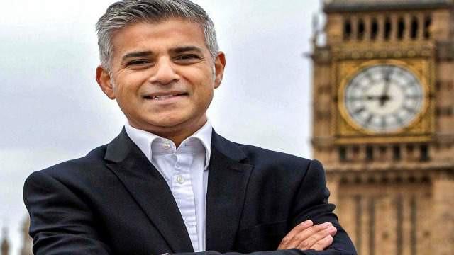 Sadiq Khan, Datuk Bandar Muslim Pertama London,