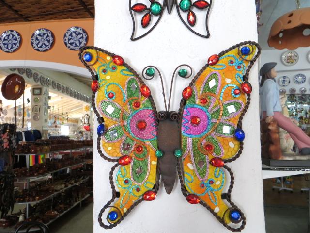 Manacor Ceramics Mallorca Butterfly