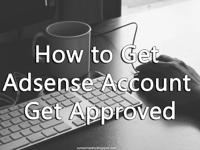 blogger adsense approval trick
