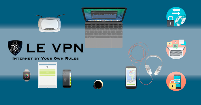 Le VPN : Best VPN Software to Browse more Secure and Fast