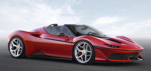 The vertu ti ferrari J50 limited edition price list