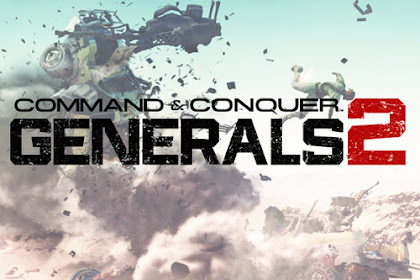 How to Free Download Game Command and Conquer Generals 2 for Computer or Laptop