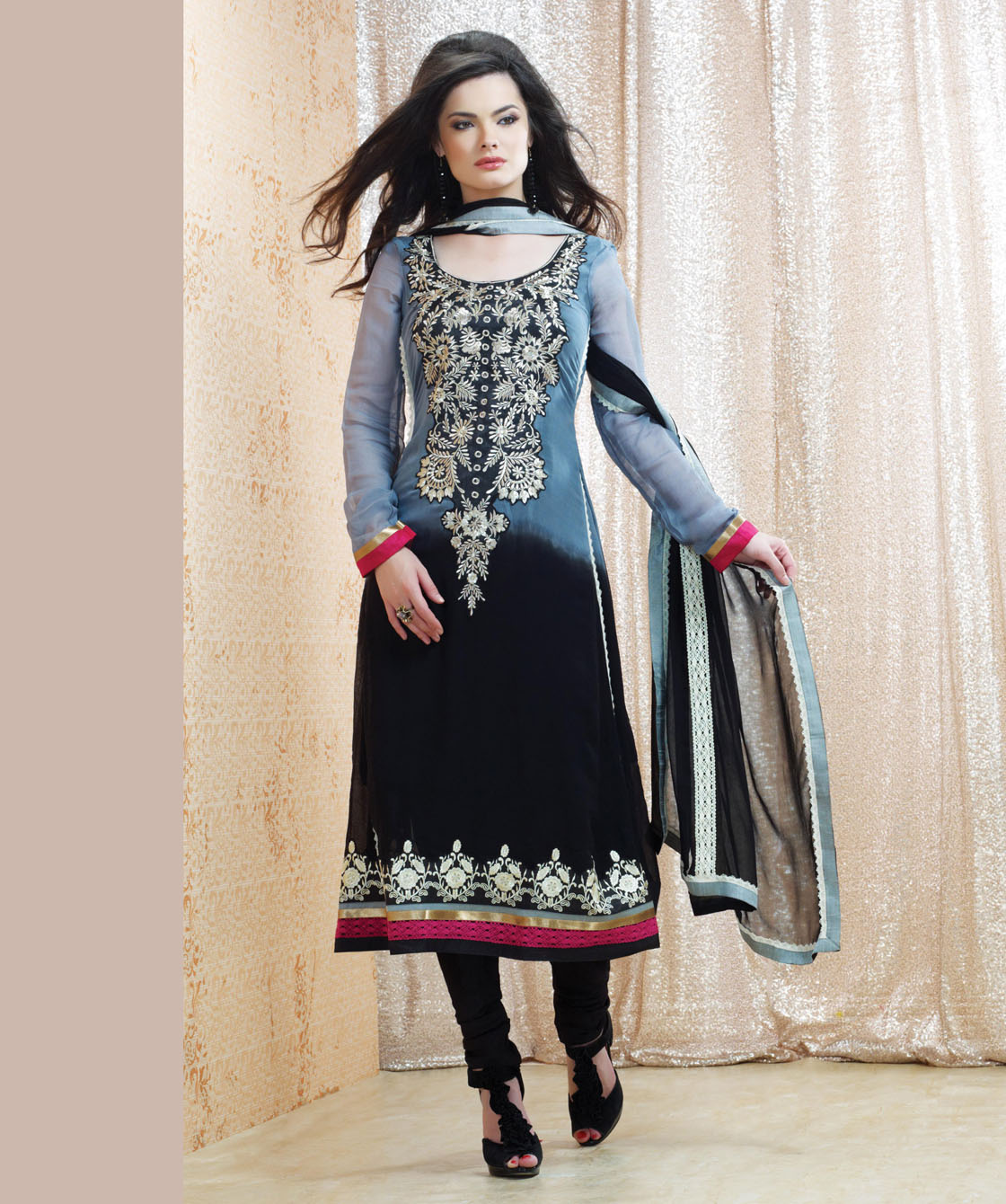 Indian Dress New Party