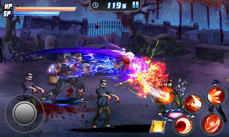 Death Zombie Fight MOD APK