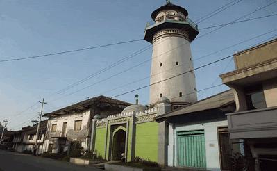 Masjid Menara Semarang