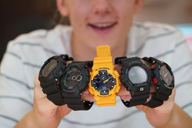 Acer PH x G-shock #TimeForUs Campaign
