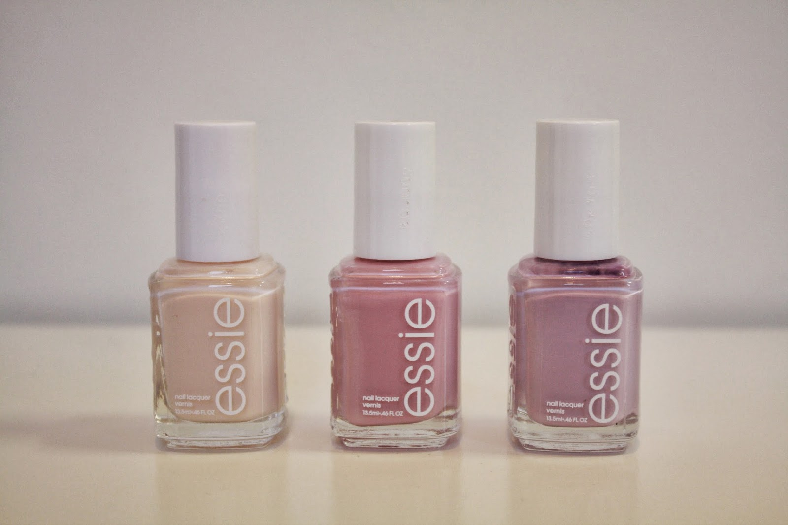 Essie Nail Polish - Some Tea and Cakes