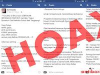 Hoax Obat Progesterex Bikin Mandul Wanita