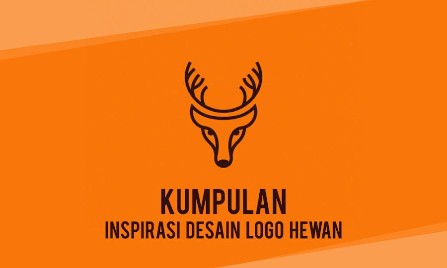 20+ Ide Inspirasi Desain logo Hewan