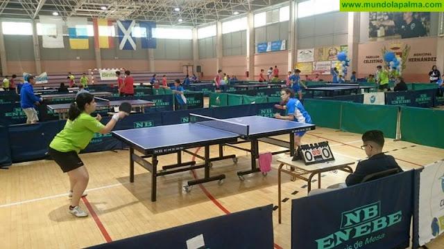 Más de 70 deportistas de La Palma participan en los Campeonatos de Canarias en diferentes disciplinas