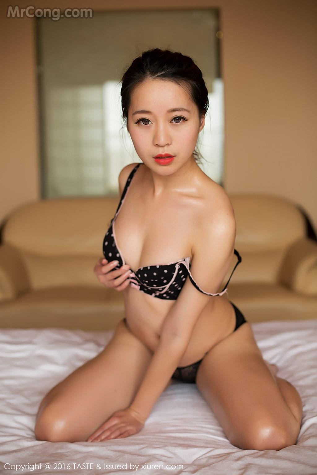 Image MrCong.com-TASTE-Vol.017-NIKO-Xiao-Yue-Yue-004 in post TASTE Vol.017: Người mẫu NIKO (小玥玥) (50 ảnh)