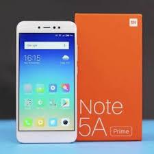 Firmware Xiaomi Redmi Note 5A Prime