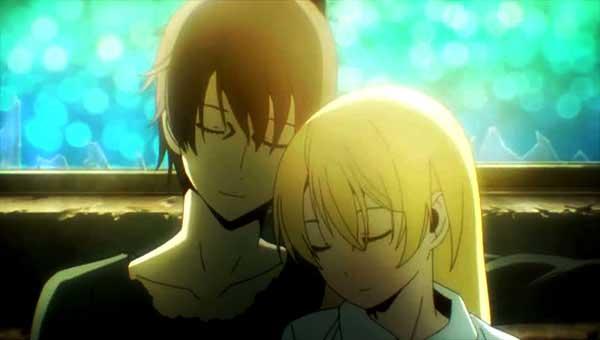 Btooom - Anime sadis yang berakhir dengan romance