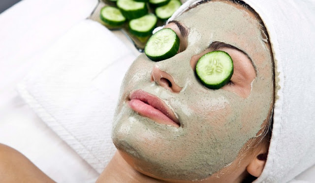 Khasiat Ajaib Masker Timun, Flek Hitam dan Jerawat Bisa Hilang
