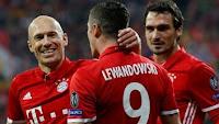 Bayern Munich vs PSV Eindhoven 4-1 Video Gol & Highlights