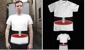 Interesting T-shirt designs | Innovative T-shirt print ideas with illusions