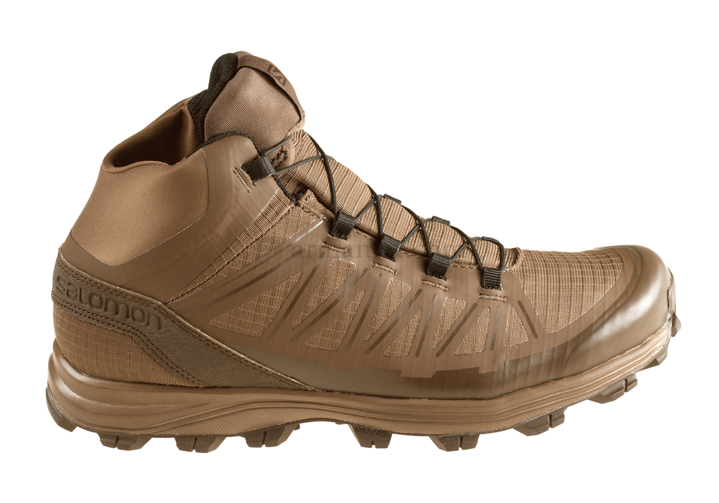 fe33970fa220 The Speed Assault is definitely a summer boot. It features a single layer  of ripstop synthetic canvas-like material which is in no way shape or form  ...